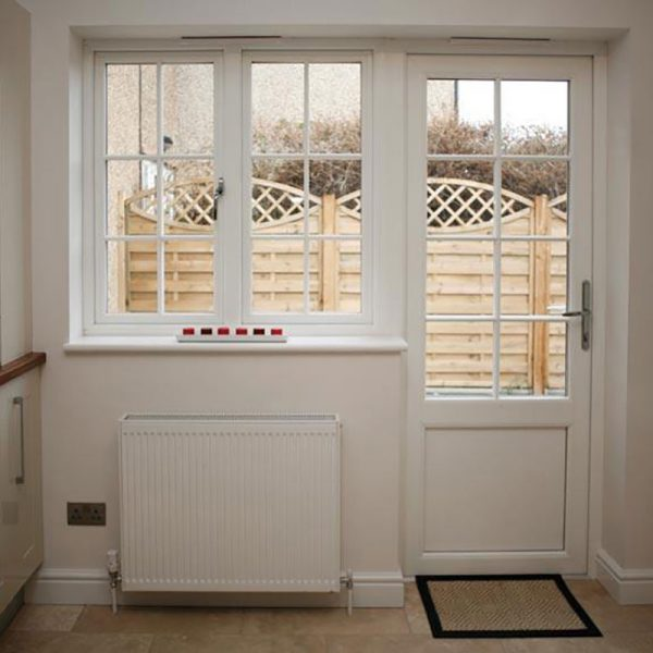 English Door Company's Timber Alternative Composite Doors