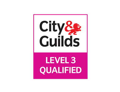 City and Guilds Level 3 logo