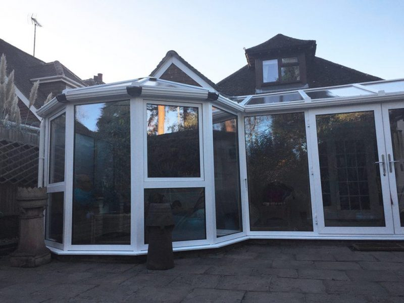 Conservatory makeover Berkshire