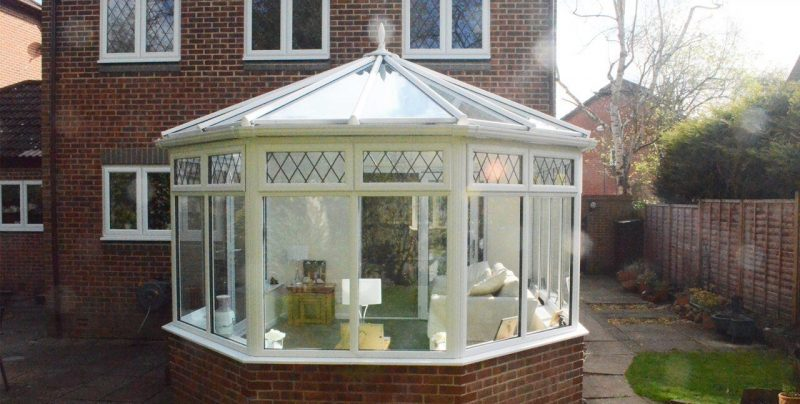 Conservatory replacement Lightwater