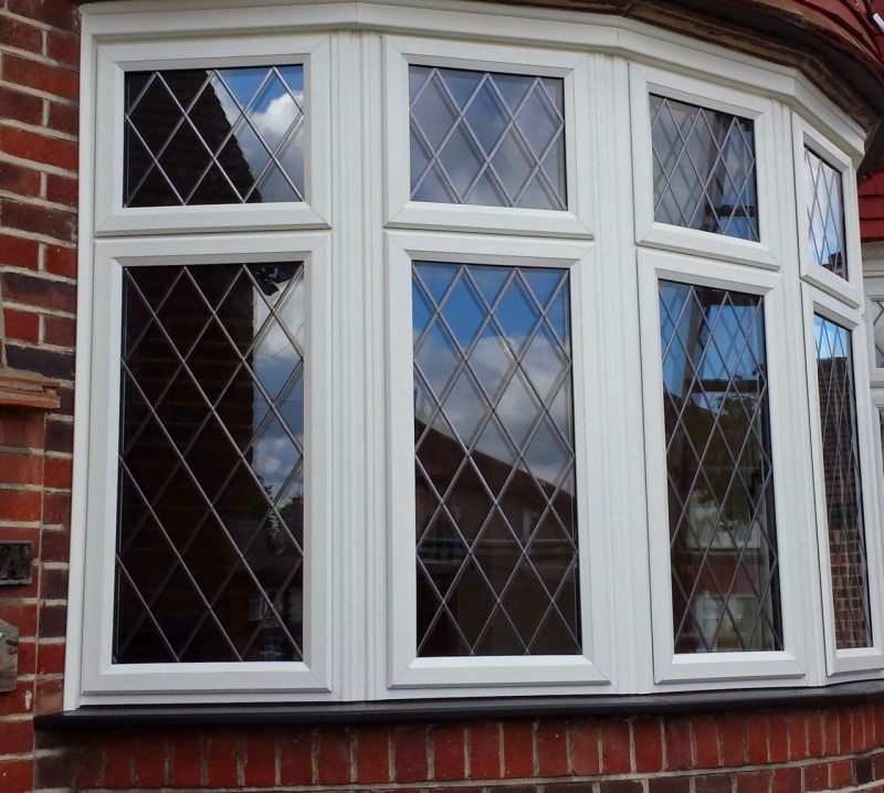 Dummy Sash uPVC Window