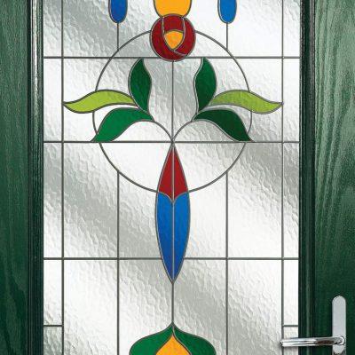 English Door Company uPVC Timber Alternative Door