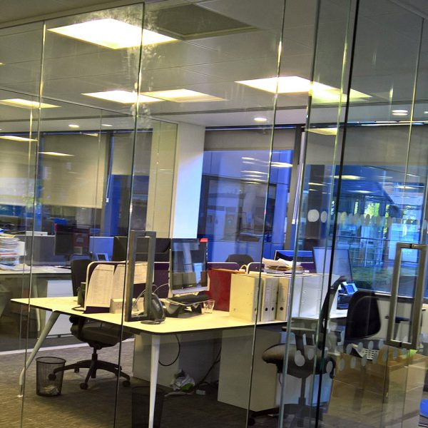 Office Partitioning Surrey