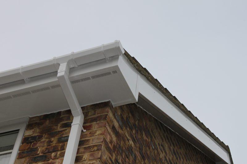 roofline guttering