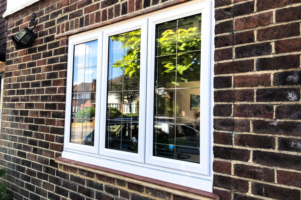Slimline window woking