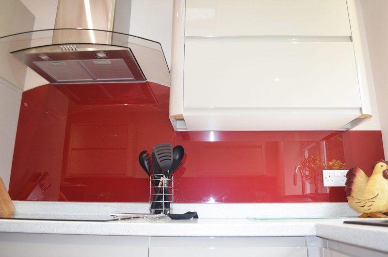 Kitchen splashback surrey