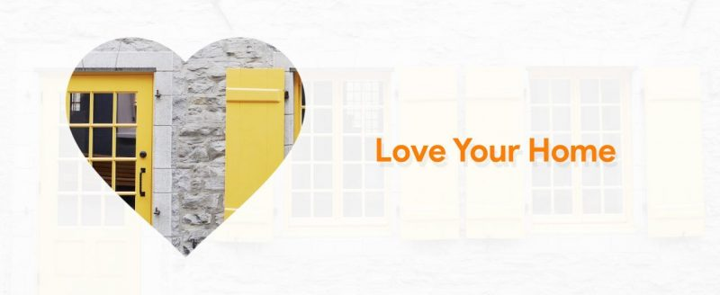 love your home graphic
