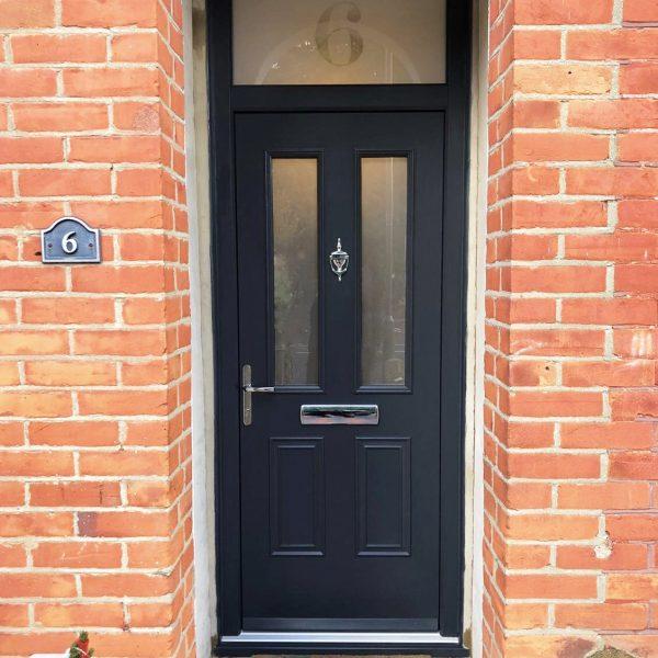 Masterdor front door