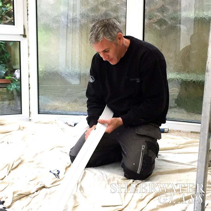 meet the team window fitter