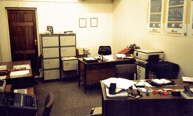 Old Office