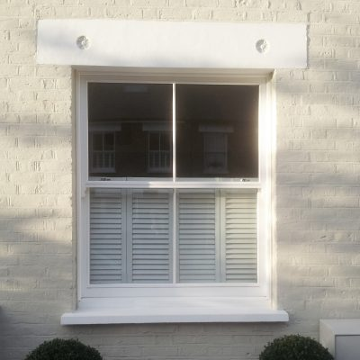 Sash Timber window