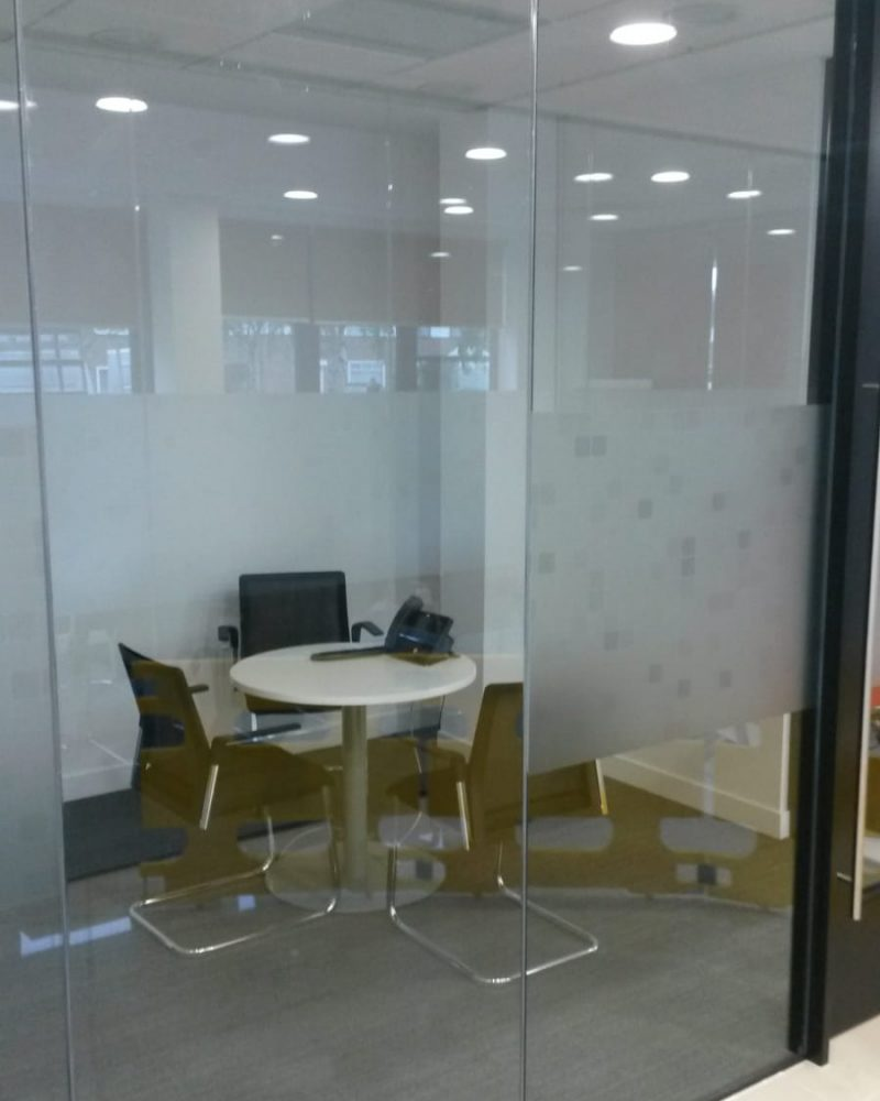 office partitions Surrey