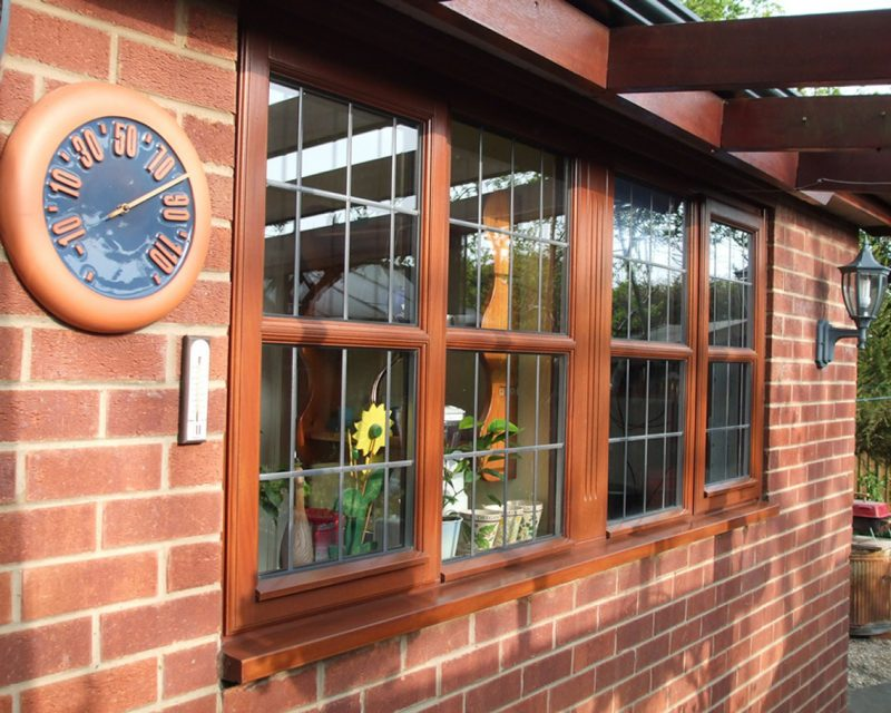 Stormproof Casement Timber Windows