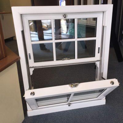 Tilt & Turn Window UPVC