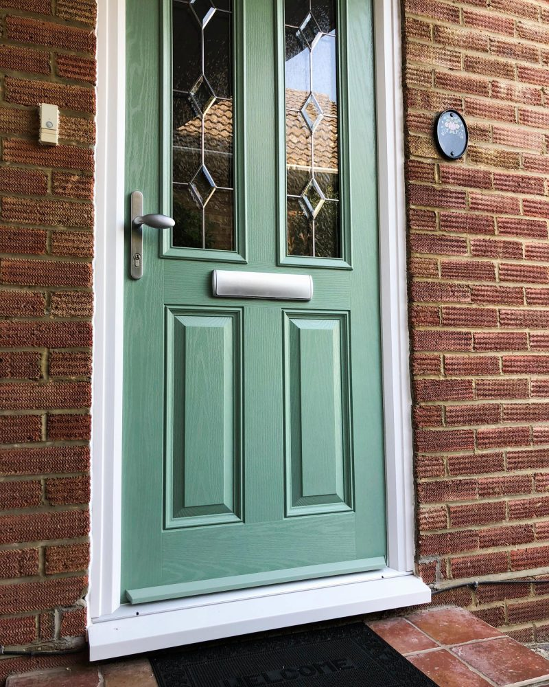 Composite Door Project Surrey