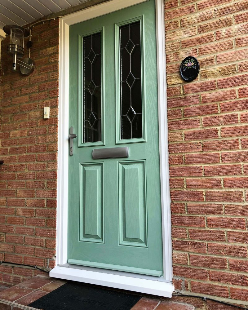 Composite Door Project Pyrford, Surrey
