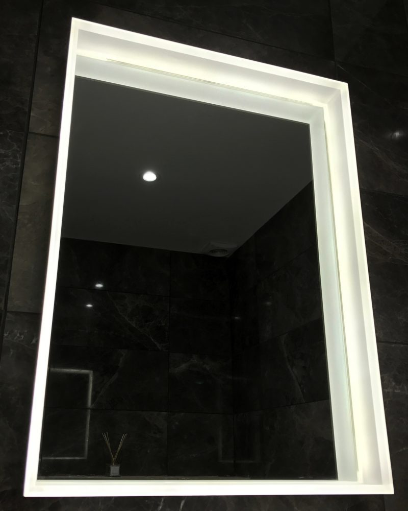 Fitted Mirror