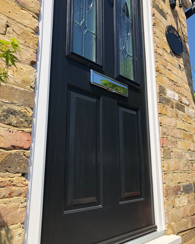 New Solidor door front door
