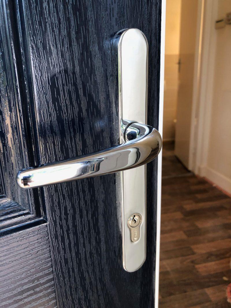 composite door handle
