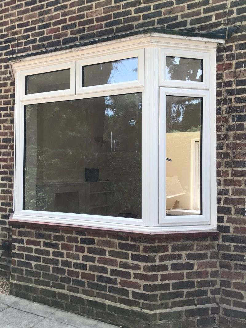 Slimline windows