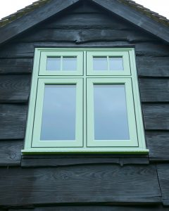 Bespoke window