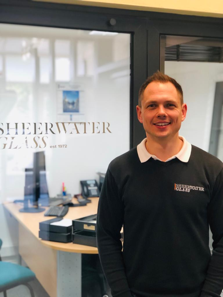 Sheerwater Glass director Mark