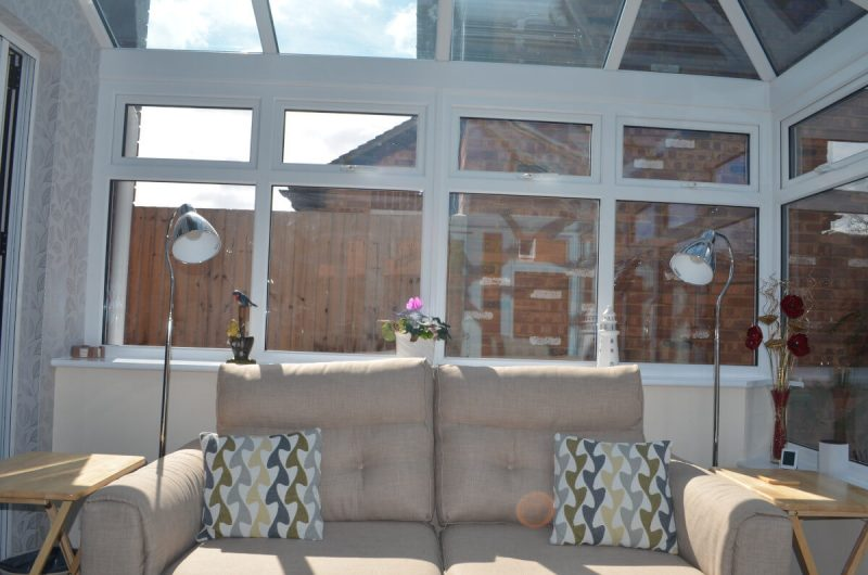 Smith uPVC conservatory interior