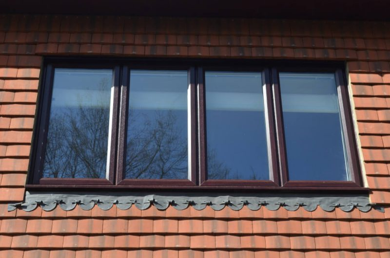 uPVC slimline casement windows Rosewood2