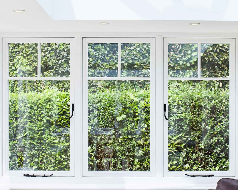 orangery upvc windows