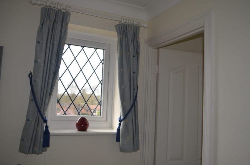 uPVC slimline window