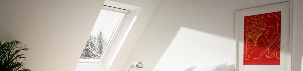 Velux window banner