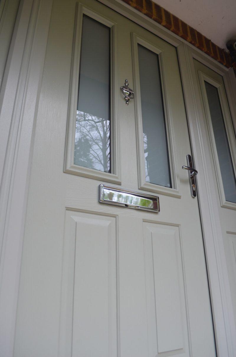Composite door in Painswick