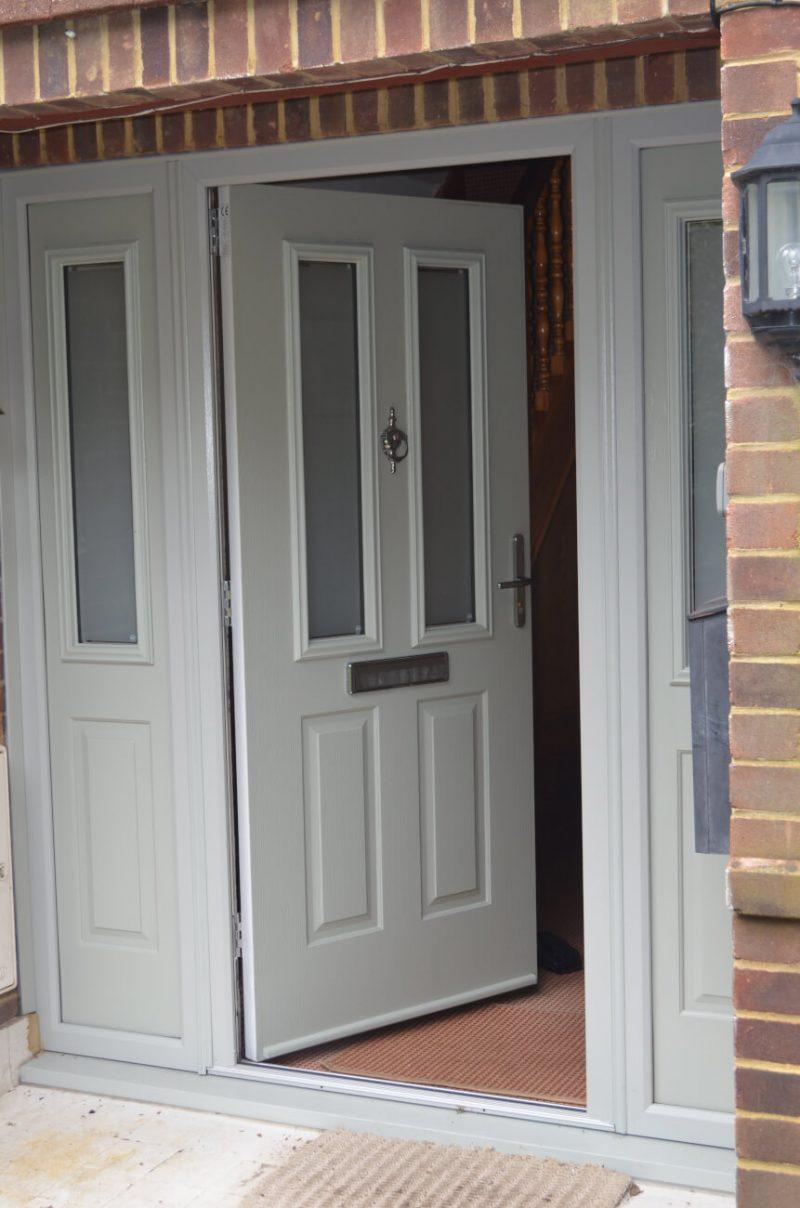Painswick composite door