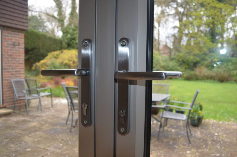 French doors handles