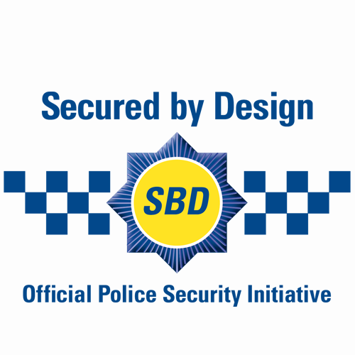 secured by design logo