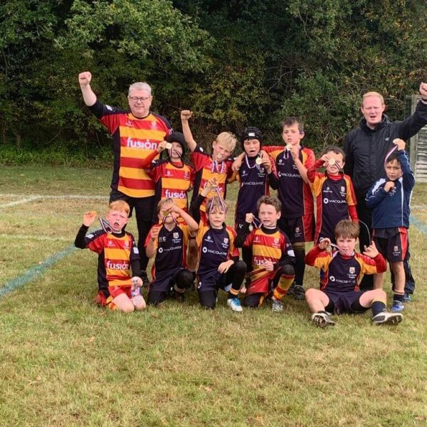 Chobham minis rugby