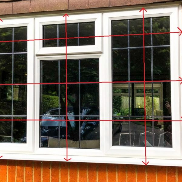 How to measure new windows