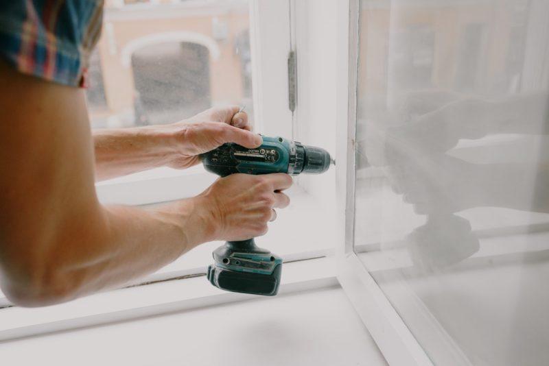 Glazing repair