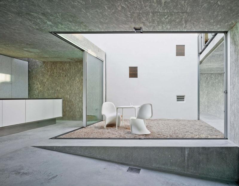 Cortizo vision corner sliding doors