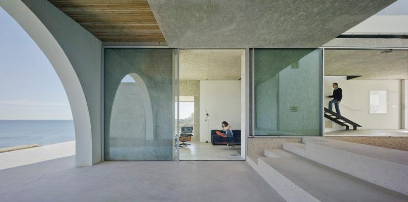 Cortizo vision sliding doors